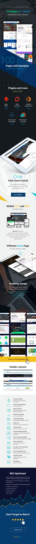 Atiframe SEO WordPress Theme