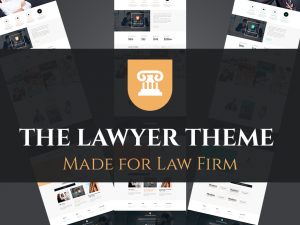 The Lawyer WordPress Theme Documentation