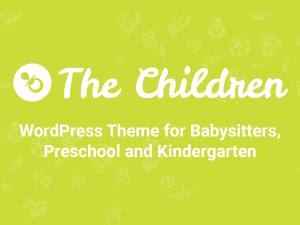 The Children WordPress Theme Documentation