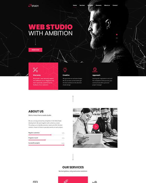 Best Digital Agency Wordpress Themes 2020