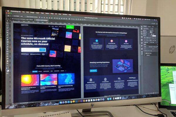 Desktop PC with cool designs